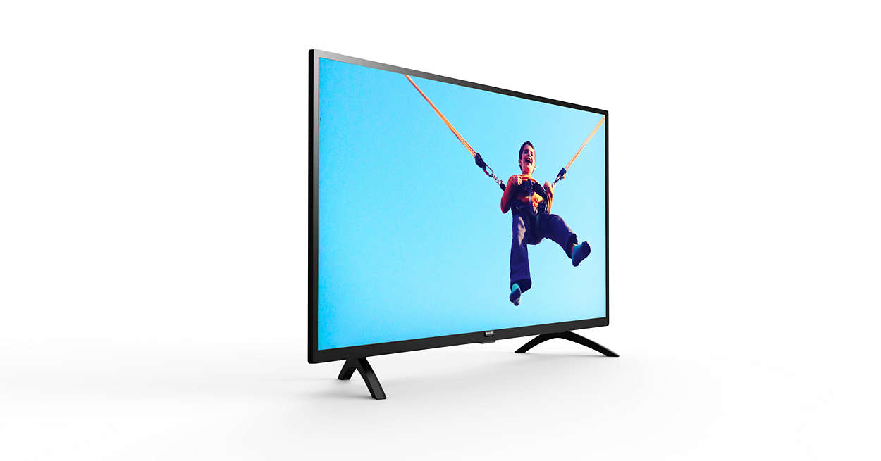 PHILIPS 40PFT5063S/70 Ultra Slim TV LED [40 Inch/ Full HD]