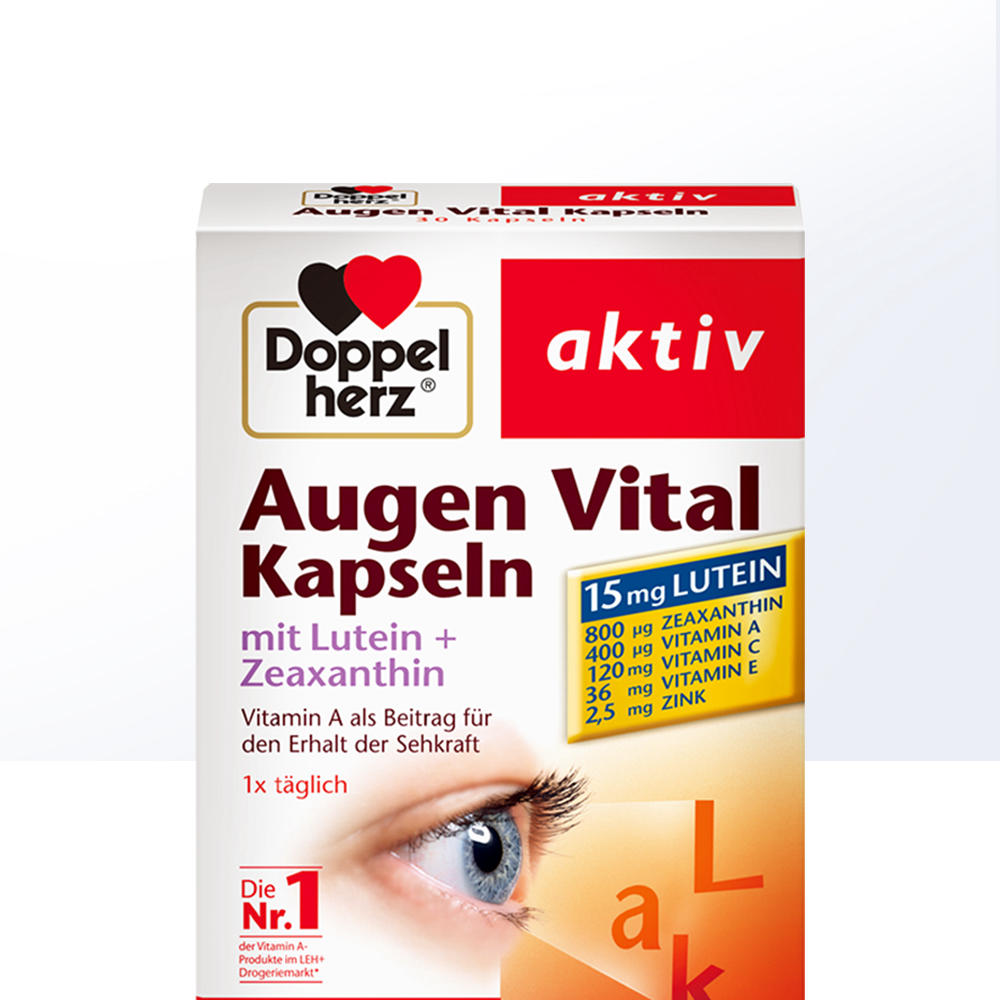 vitaminok dopel hertz a látáshoz