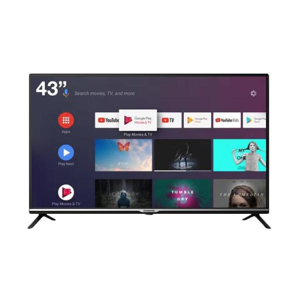 Changhong L43H4 Android Smart TV [43 Inch/ Google Certified]