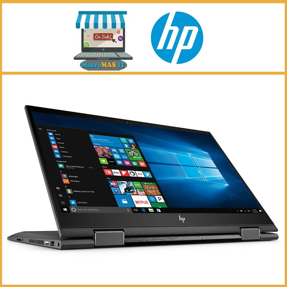 HP ENVY X360 15 - RYZEN 7 2700U 8GB 256GB WIN10 15.6FHD