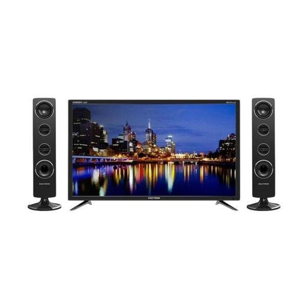 POLYTRON 32T1850 TV LED - Hitam [32 Inch]