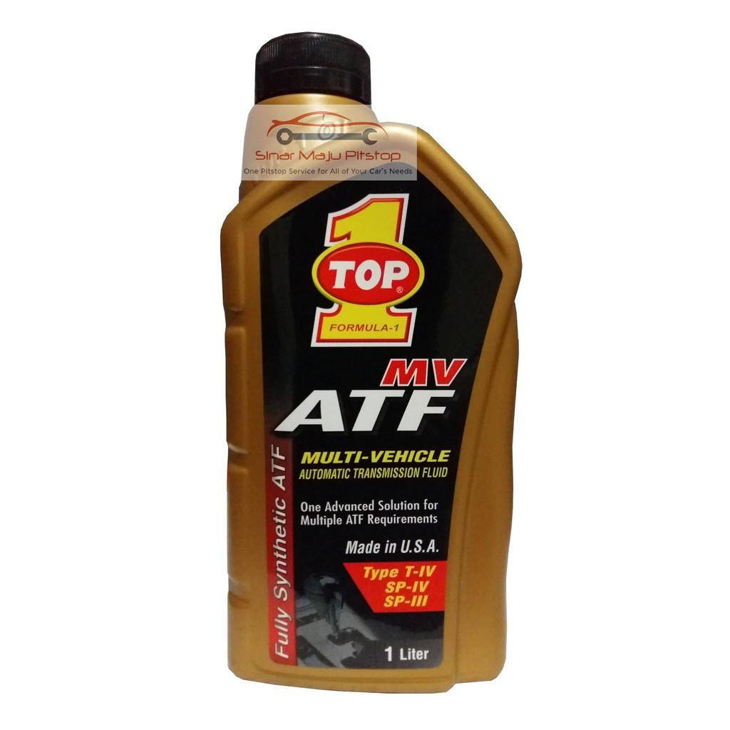 Murah Pelumas Oli ATF / Transmisi Matic Mobil - TOP 1 Full Synthetic