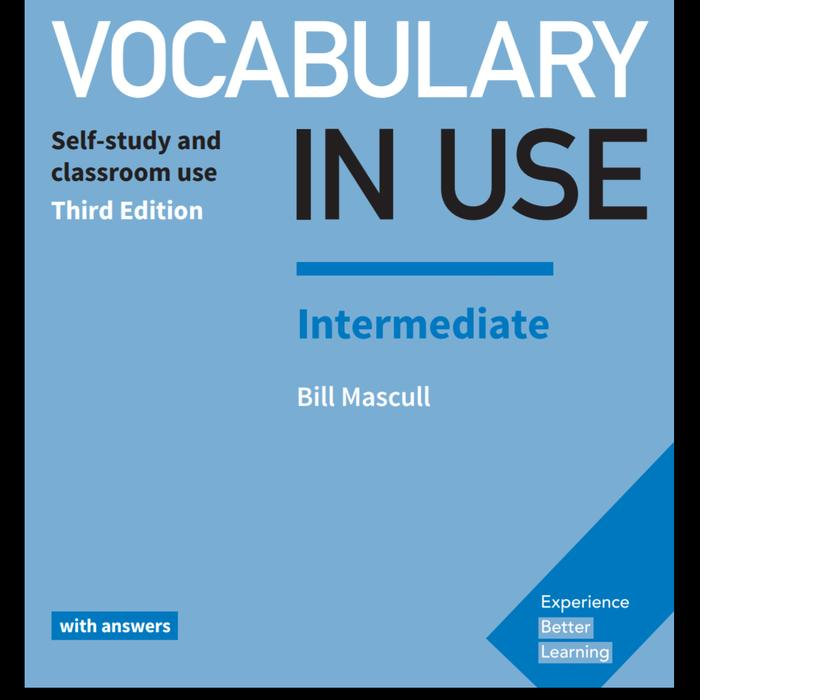 Promo Business Vocabulary In Use 3rd Edition: Intermediate With Answer By Putabangun Store.