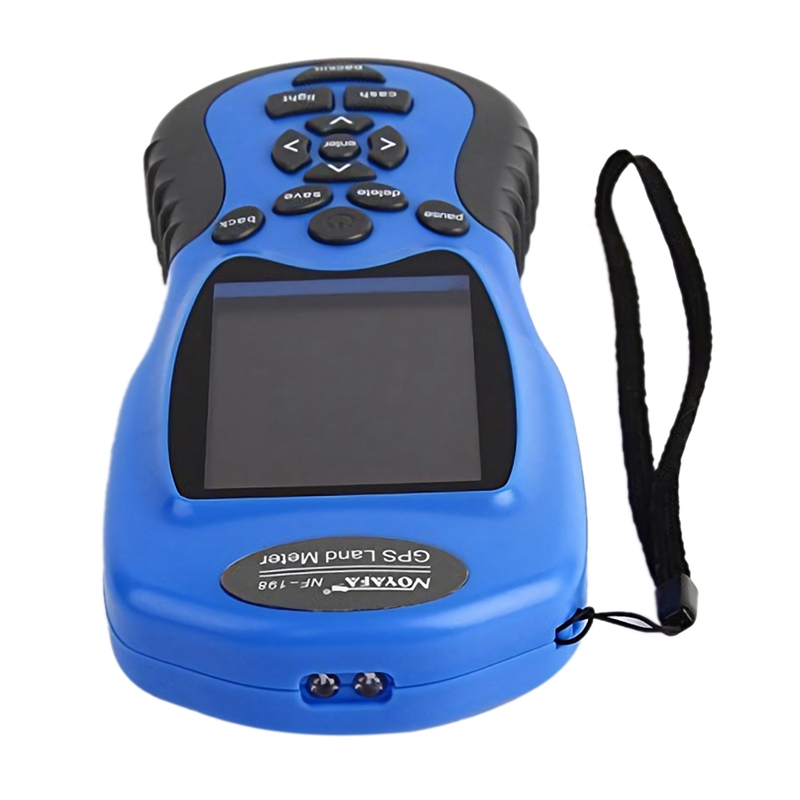Noyafa NF-198 GPS Land Meter Area Measuring Value Outdoor For Farm Land//Mapping