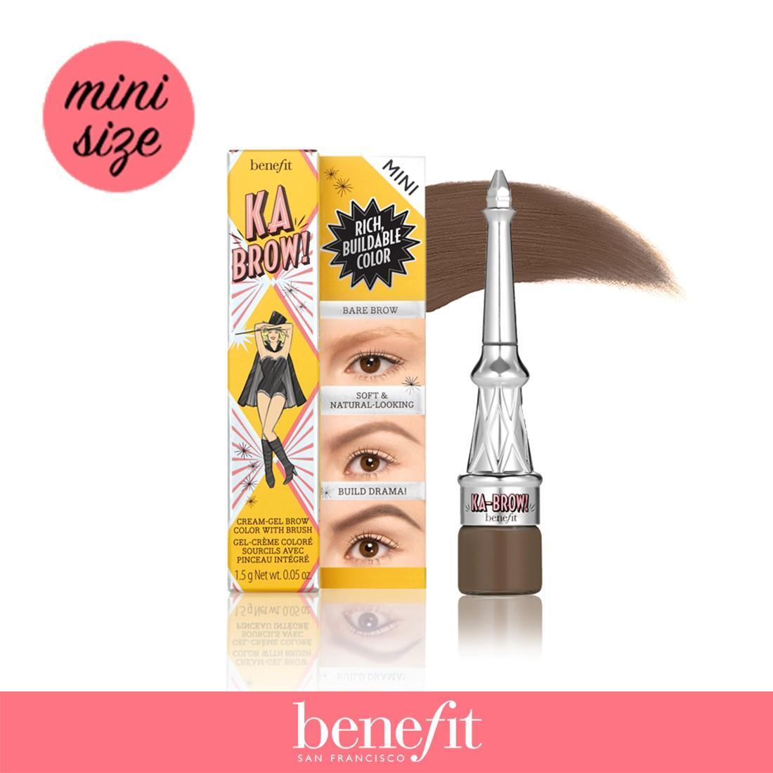 Benefit Ka-BROW! Eyebrow Cream-Gel Color Mini