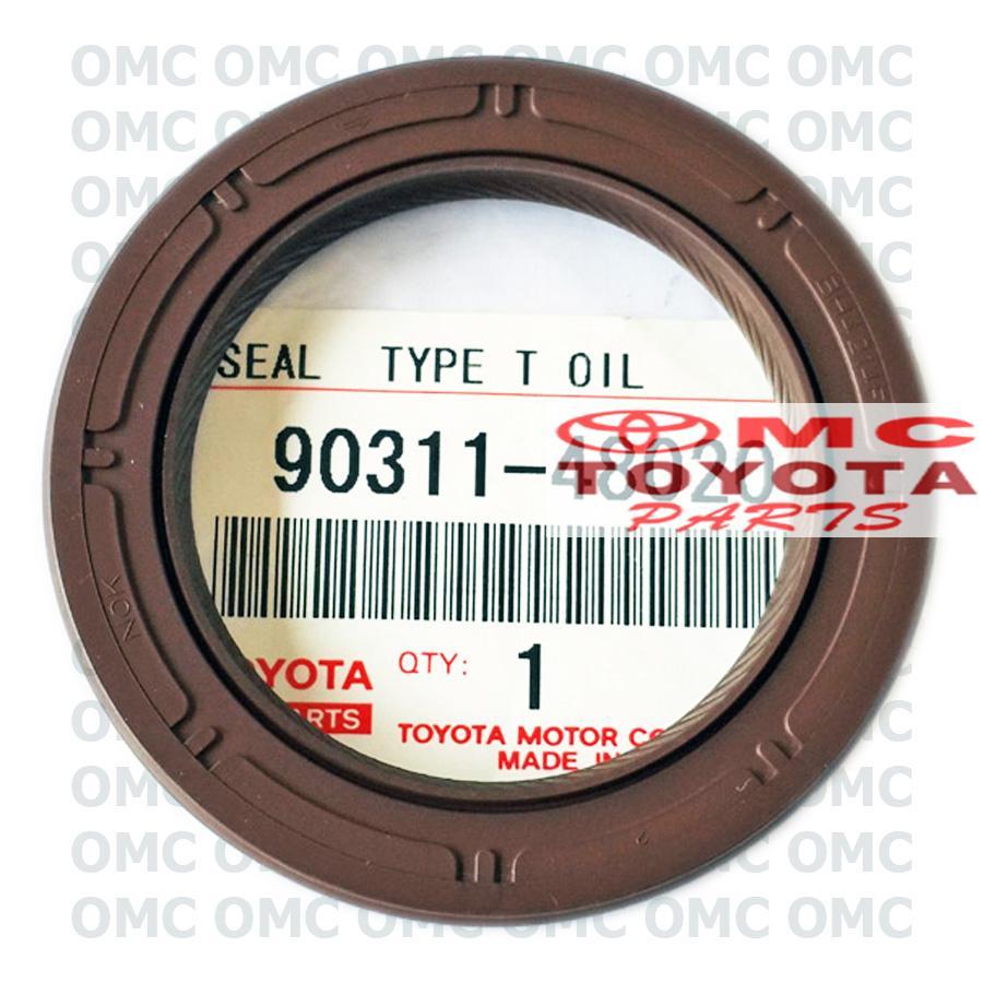 Seal Oil Oli Timing Crankshaft Krek Kruk Ker As Depan Innova Fortuner 90311-48020