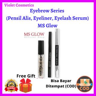 Ms Glow Eyebrow Pencil Eyelash msglow Eyeliner msglow Eye series msglow thumbnail