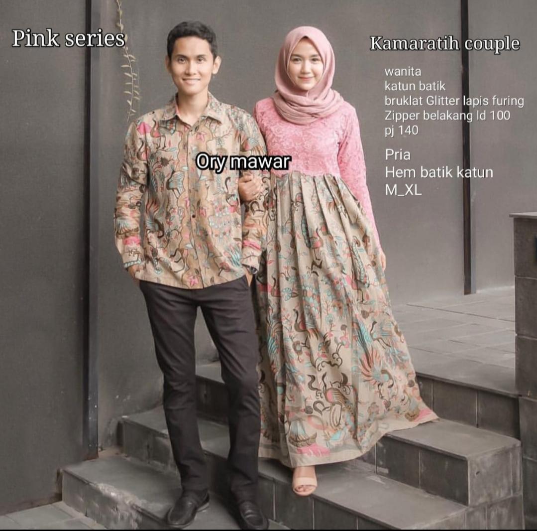 TERMURAH / BAYAR DI TEMPAT (COD) - Baju batik couple – baju muslim wanita  terbaru 12 - baju batik wanita terbaru 12- kebaya coupel Modern –  Couple