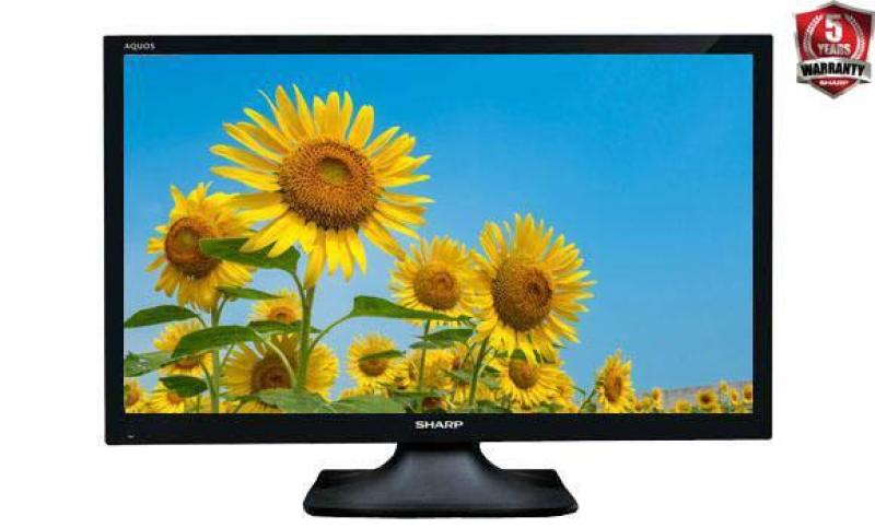 TV SHARP LC-24SA4000I TV LED BACKLIGHT DOLBY DIGITAL ECO MODE TELEVISI 24 INCH AQUOS SUPORT USB GARANSI RESMI