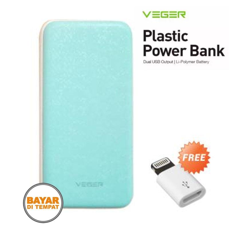 Veger V16 Power Bank - 25000mAh - Original Fast Charging LED Indicator