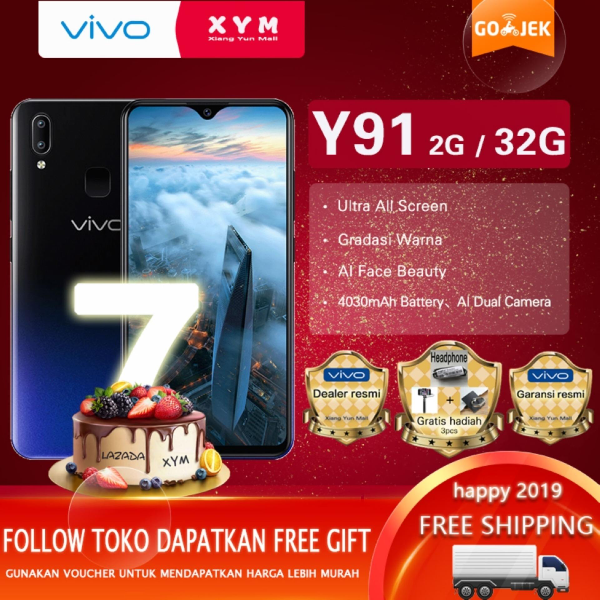 Jual Handphone (Smartphone) Vivo Terbaru  0a084904d9