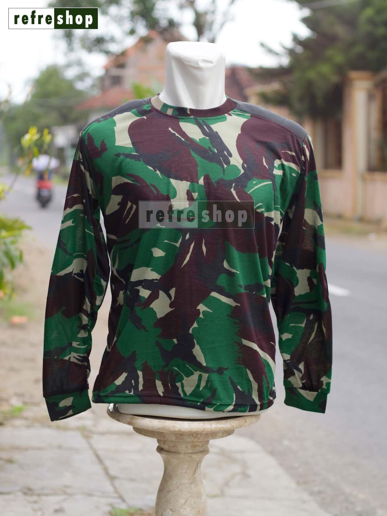 Rp 59.000. Kaos Tactical Army Militer ...