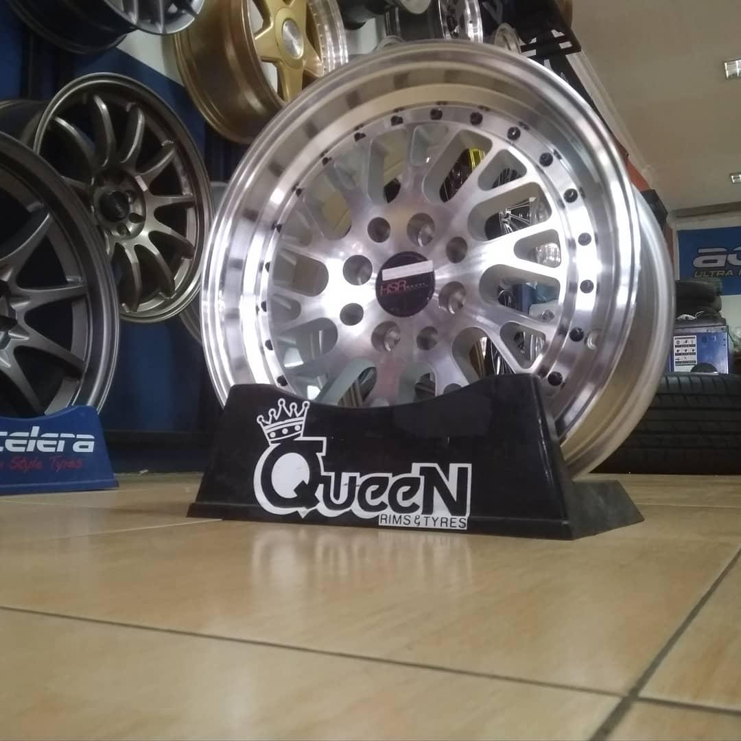 velg mobil racing ring 15 hole 4x100&4x114 modifikasi