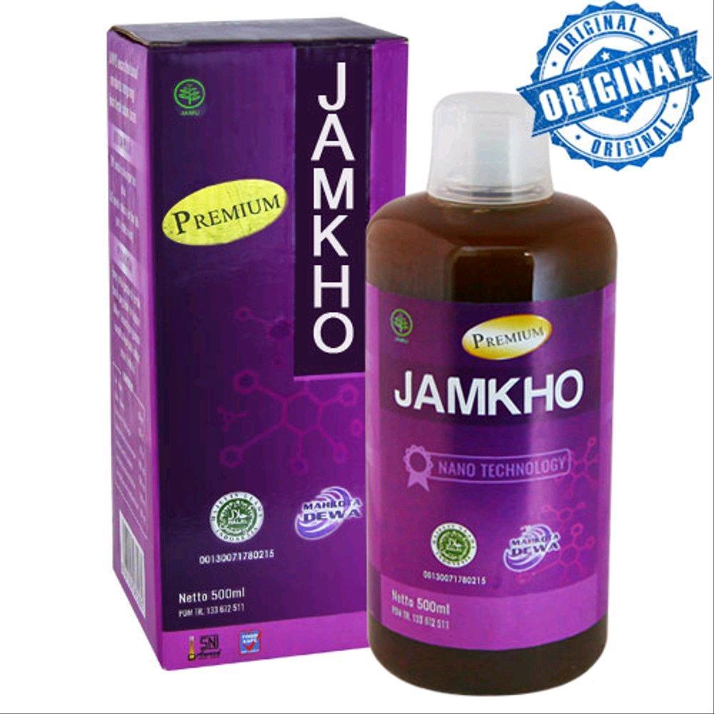 Jamkho Jamu Kolesterol - Mengurangi Kadar Lemak Darah (500ml)