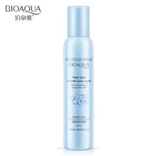 Bioaqua Fountain Spray Blueberry Face Mist Toner Skin Mild Water - 150ml thumbnail