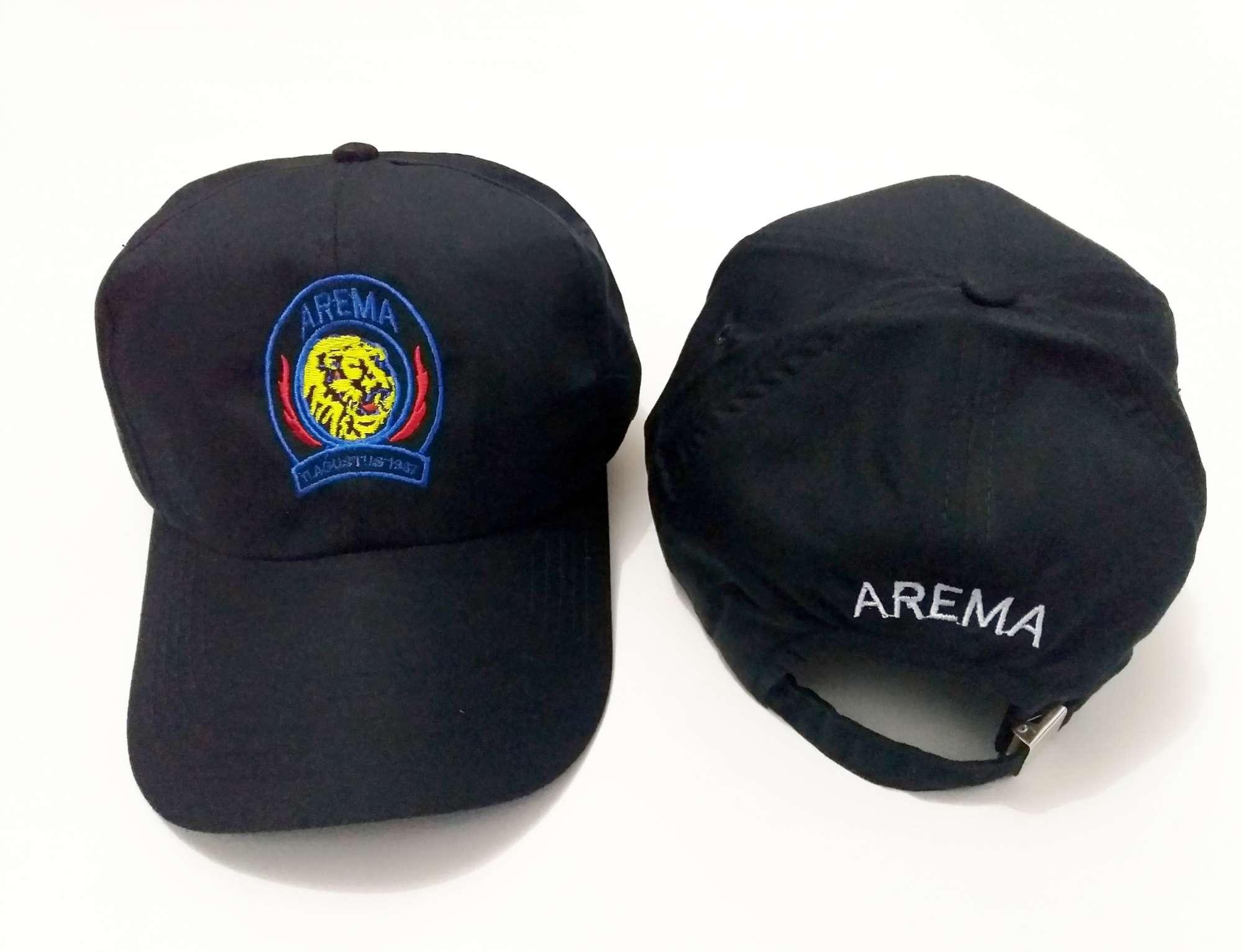 Topi Arema Malang Logo Lama By Df Store Bgr.