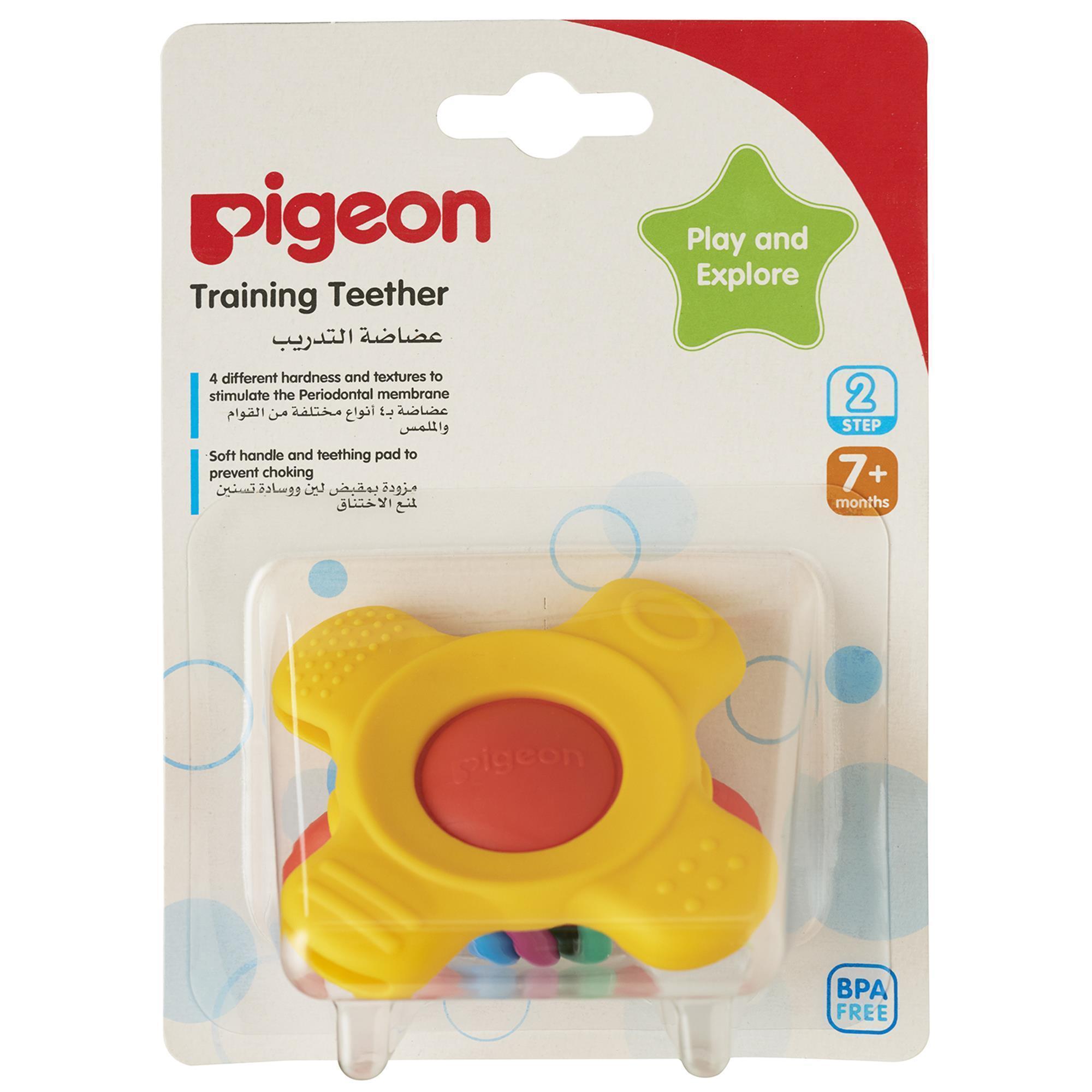 PIGEON TEETHER STEP 2 GIGITAN BAYI
