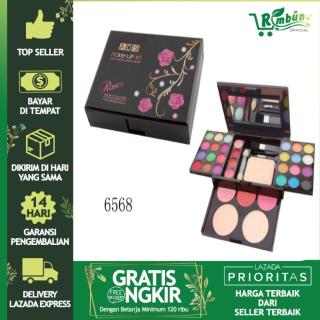 ADS 6568 Make Up Set Pallate Eyeshadow Pallate Make Up Kit - 1 Set thumbnail