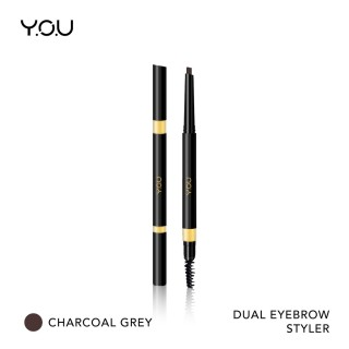 YOU Basic Collection Dual Eyebrow Styler [ Precise Brow Definer Natural Pigment Brow] thumbnail