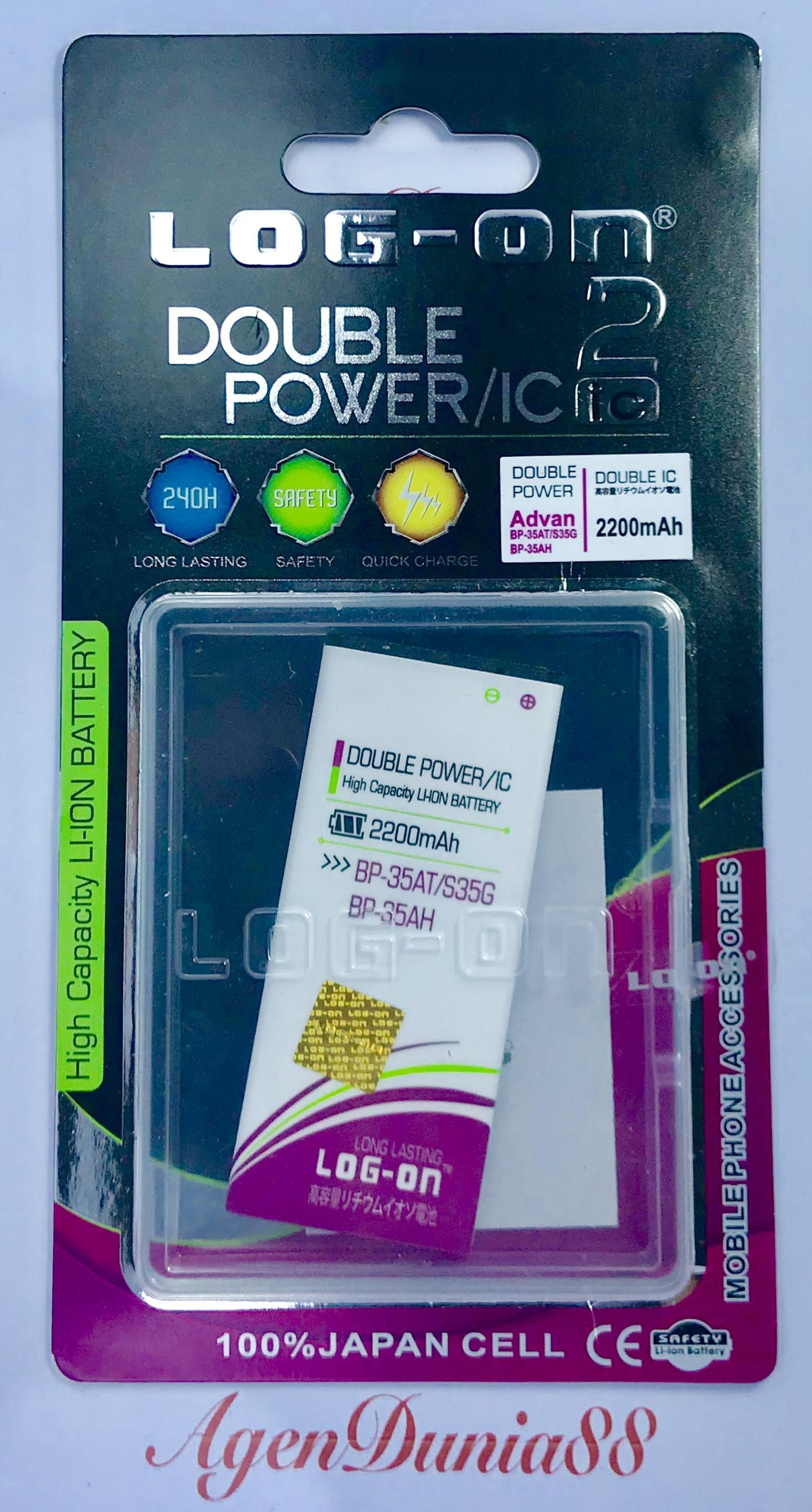 ... Batre Advan bp35at Baterai BP35AH Battery Advan S4iIDR51000. Rp 52.000