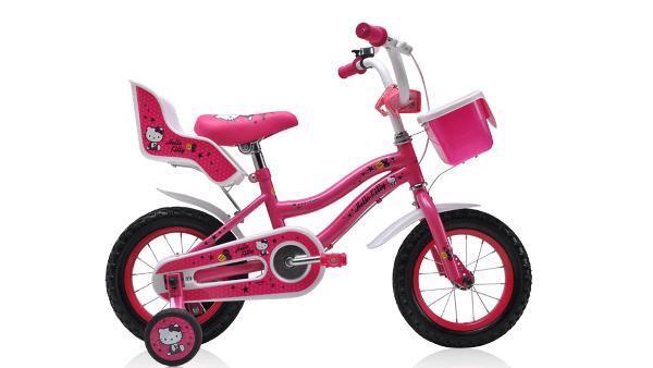 Original Sepeda Anak Mini 12 Polygon Hello Kitty SNI Terlaris