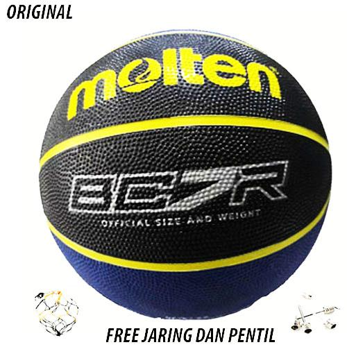 Bola Basket Molten Bc7r Original (karet) By J&r.