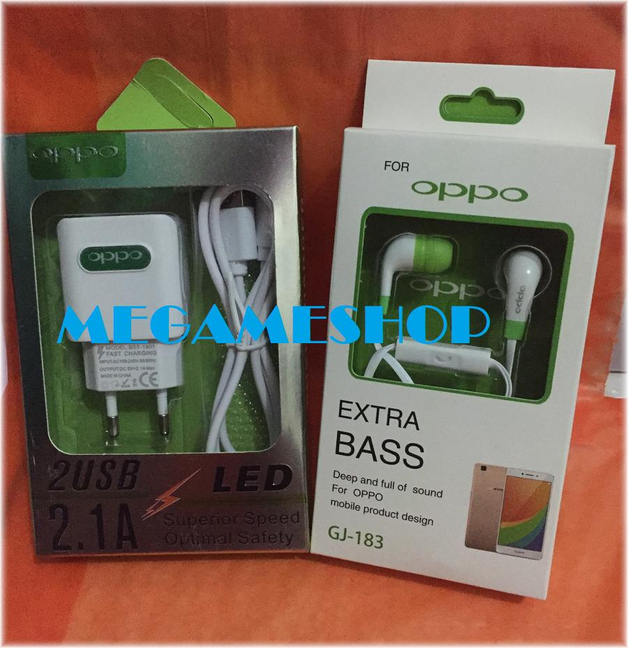 New Charger Carger Casan OPPO 2.1 A Plus Headset EXTRA BASS OPPO E F3, F1S A39 A57 A37, A35 , 2A , F5 , A33,A71 N3,Neo 5,Find 5,A77,A53 , R7,Neo 7,Neo7,Mirror 5, Mirror5,N1 Yoyo R2001,Joy,neo 3, Find Muse R5 F A37F1 Plus,Find7 Find 7 7A Neo K_MGM27
