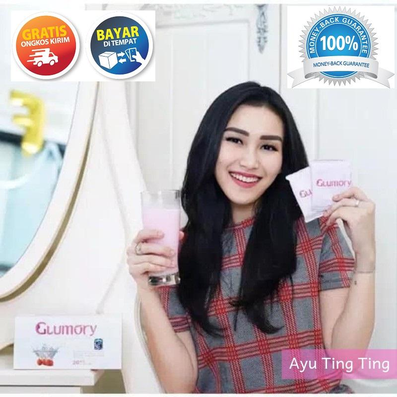 Glumory Hafara Beauty Drink Jaminan 100% Original 20 Sachet/box By Overcomer Shop.