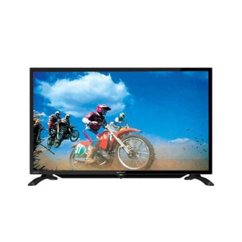 Sharp Aquos LED TV LC-32LE180i - garansi resmi