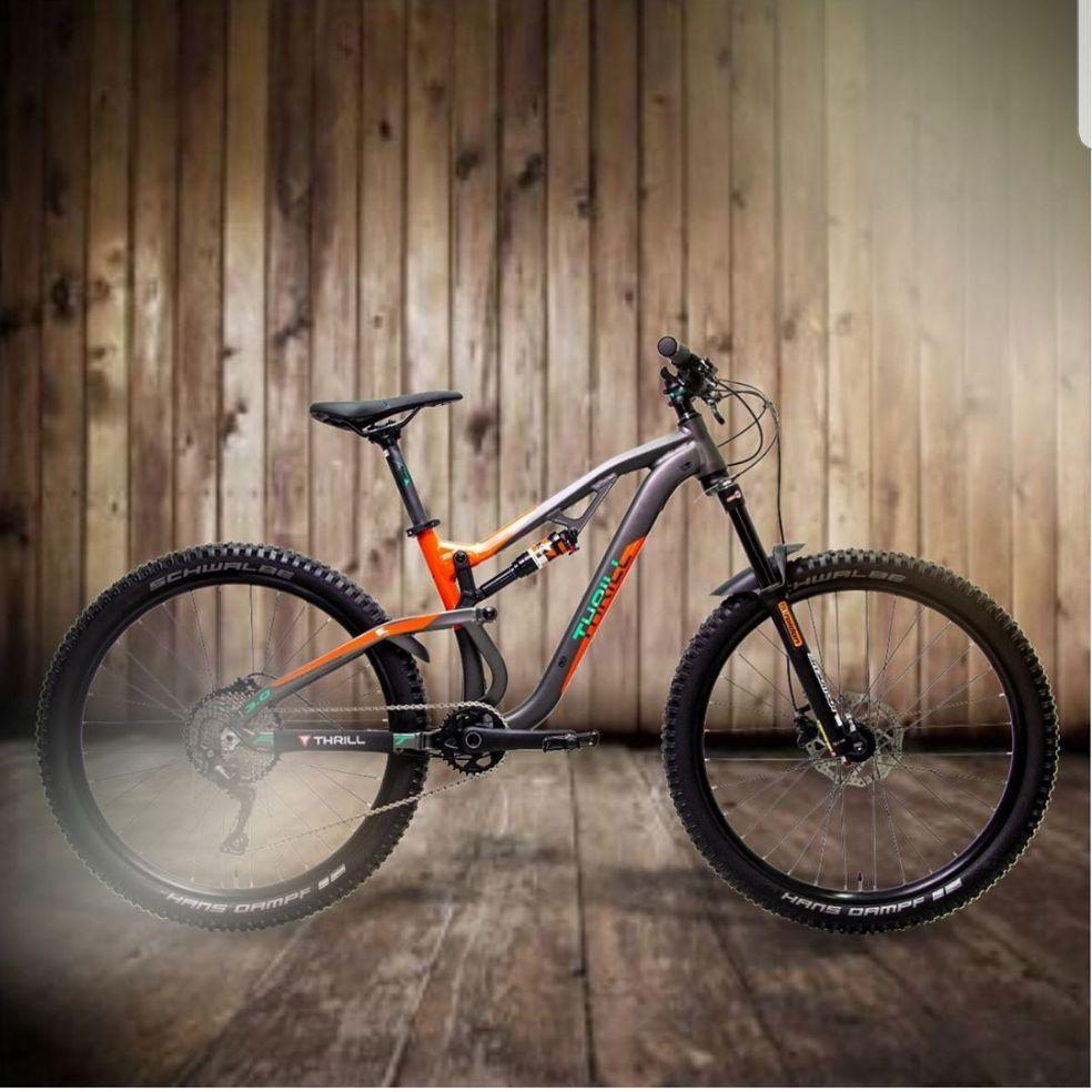 Jual Sepeda Gunung Thrill Original Lazada Co Id