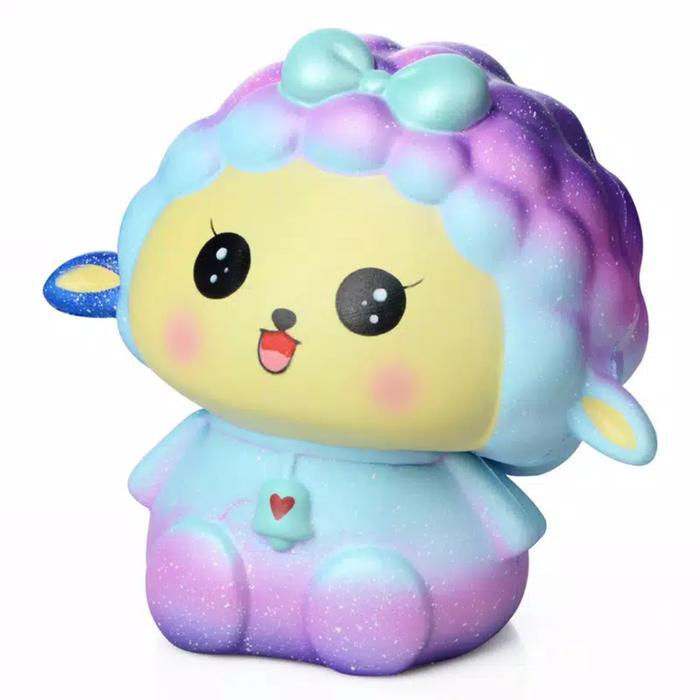 Squishy jumbo galaksi sheep squishy galaxy sheep
