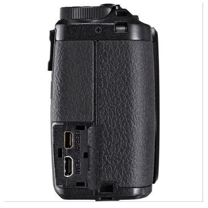Ricoh GR II Black Free DB-65 Chargeable Batt* GARANSI RESMI