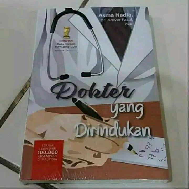 Novel Dokter Yang Dirindukan Asma Nadia Lazada Indonesia