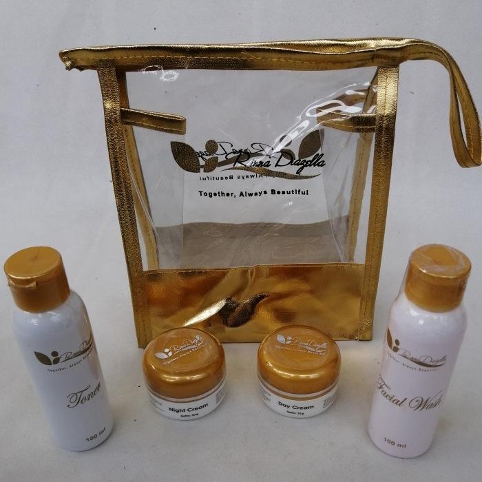 Cream RD Rinna Diazella Paket Toner