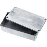 Toko 1590B Gaya Efek Pedal Aluminium Stomp Box Untuk Gitar Lengkap