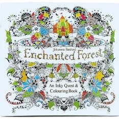 Harga 1 Potongan Enchanted Hutan 2016 Baru Taman Rahasia A Tinta Berburu Harta Karun And Buku Mewarnai Bandung Photo Anak Orang Dewasa Menghilangkan Stres Killed Waktu Coretan Lukisan Buku Gambar Internasional Online Tiongkok