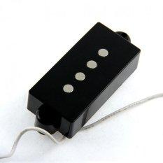 Situs Review 2 Buah 4 String Yang Bersuara Pikap Hitam For Bass Presisi P Pengganti