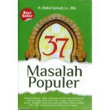 Diskon 37 Masalah Populer Ustadz Abdul Somad Lc Ma Branded