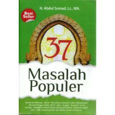 Harga 37 Masalah Populer Ustadz Abdul Somad Lc Ma Yang Murah