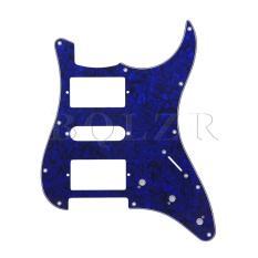 Perbandingan Harga 3Ply H S H Gitar Pearl Cotton Pickguard Biru Di Tiongkok