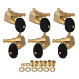 Daftar Harga 3R3L Emas Gitar Tuner Mesin Kepala Oem