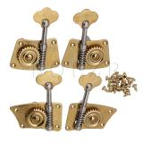 Spek 4 4 3 4 Violin Bass Brass 2R2L Tuning Pegs Turners Set Of 4 Golden Intl Tiongkok