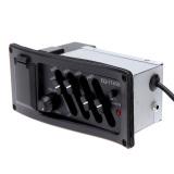 4-Band EQ Piezo Penyeimbang Pikap EQ-7545R Pra-Amplifier Penguat Preamp Penala Gitar Akustik | Lazada Indonesia