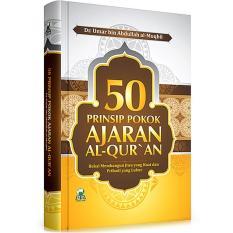 50 Prinsip Pokok Ajaran Al-Quran Hard Cover - Darul Haq