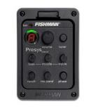 Iklan 6 Pcs Fishman Presys 301 Mikrofon Campuran Ganda Model Eq Penyetem Gitar Preamp Piezo Pikap Mengalahkan Internasional