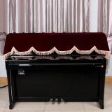 Jual 88 Key Keyboard Piano Elektronik Cover Pleuche Fastener Tape Dihiasi Murah