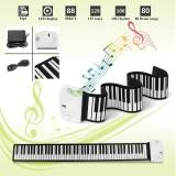 Toko 88 Tombol Gulung Electric Piano Keyboard Usb Midi Kids Gift Portable Lipat Intl Lengkap Di Tiongkok