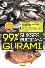 99 % Sukses Budidaya Gurami
