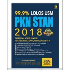 99,9% Lolos USM PKN STAN 2018