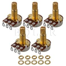Jual A500K Gitar Potensiometer Set 5 Lengkap